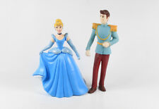 Cinderella/Cenerentola & principe === WALT DISNEY 2 x figure BULLY BULLYLAND