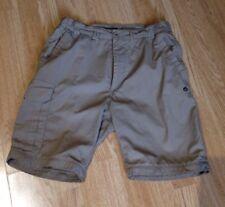 Mens CRAGHOPPERS Solar Dry Sand Khaki Shorts,W30