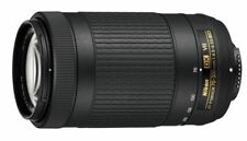 Nikon Zoom Auto Focus Camera Lenses