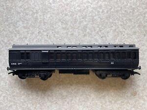Tri-ang/Hornby OO Gauge R.620 Black Engineering Dept. Clerestory Coach Good Cond