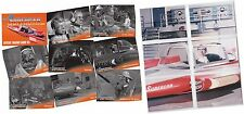 Supercar - 54 Card Basic/Base & 6 Silver Foil Sets - Gerry Anderson Unstoppable
