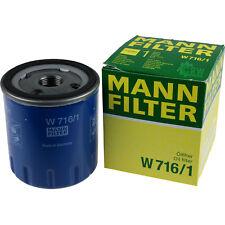 Original MANN-FILTER Ölfilter Oelfilter W 716/1 Oil Filter