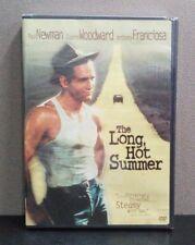 The Long, Hot Summer   (DVD)   Paul Newman & Joanne Woodward   BRAND NEW