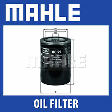 Mahle Oil Filter OC59 (Fendt & others)