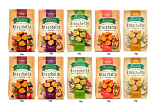 Maretti Bruschette Assorted Pack of 10 X 70g