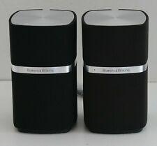 B&W Bowers & Wilkins MM -1 Hifi Stereo/Computer Speakers Pair Recertified
