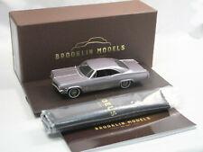 Brooklin Models BRK 216 1965 Chevrolet Impala 2-Door Hardtop Orchid Poly 1:43