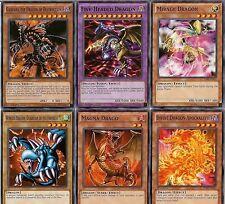Five-Headed Dragon Ultra* Fusion set: Tiger + Luster +Alexandrite + Gandora +Wat