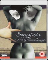 The Story Of Sin Blu-Ray + DVD Nuovo (FCD1436)