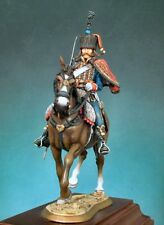 Andrea Miniatures S7-F02 French 4th Hussar 1813 54 mm 1/32 scale metal figure