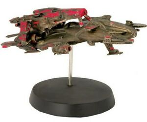 SERENITY FIREFLY TV Series Statue - Ornament - REAVER Ship (Mint New in box)