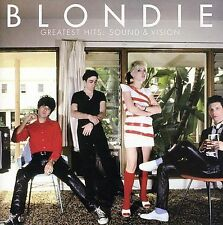 Greatest Hits: Sound & Vision by Blondie (CD, Mar-2006, 2 Discs) NEW PROMO