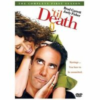 'Til Death - The Complete First Season (DVD, 2007, 3-Disc Set)Joely Fisher, Brad
