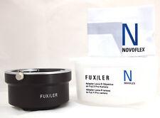 """Novoflex FUX/LER Adapter Leica R lens to Fuji X-Pro 2, X-E2, XT-20, X-T2 """"NEW"""""""