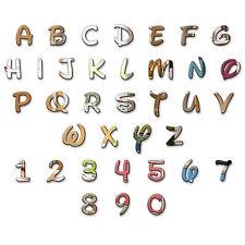 Acrylic Mirror Disney Letters Alphabet Children Name Plaque Wall or Door Display