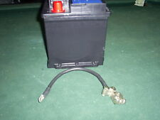 MGB BATTERY 12 VOLT CONVERSION KIT. POSITIVE EARTH