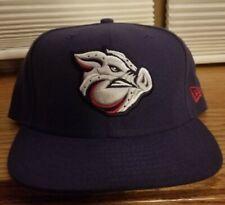 Lehigh Valley Ironpigs minor league new era 7 3/4 USA made
