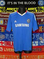 5/5 Chelsea adults XL 2010 football shirt jersey trikot soccer