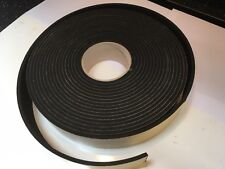 Resilient sponge rubber acoustic Sealing Tape 5mm thick Buy From Manufacturer