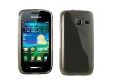 Custodia Protettiva In Silicone Gel Sfumato ~ Samsung GT S5380 Wave