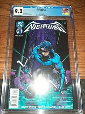 NIGHTWING #1 DC 9.2 NM 1996 1st Mention of BLUDHAVEN