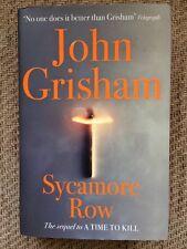 Sycamore Row by John Grisham (Hardback, 2013)