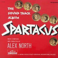 Alex North - Spartacus Soundtracks - LP Gatefold - US Press