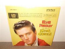 Elvis Presley . King Creole . Canadian Pressing . Orange Label . LP