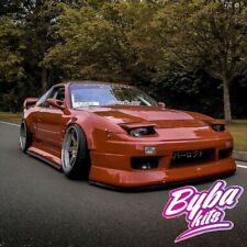 Front Wings Type 3 +55mm to fit a Nissan 200sx S13