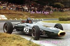 Dan Gurney Brabham BT7 Winner French Grand Prix 1964 PHOTO