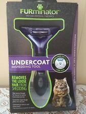 FURminator Undercoat DeShedding Tool- Med/Lg Cat, Long Hair. New, #9282