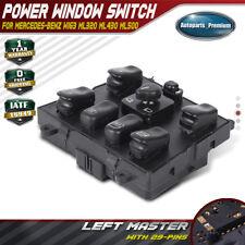 Mercedes Benz M ML Rear Window Switch ML320 ML430 ML55 W163 1638203110 Genuine