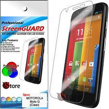3 Pellicola Per Motorola MOTO G Protezione Schermo Dislay LCD Pellicole salva