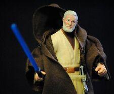 Star Wars ANH OTC Jedi Master Old Ben Obi Wan Kenobi w/ Cloth Robe Loose Figure