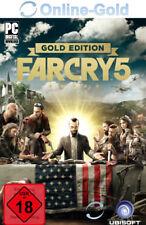 Far Cry 5 Gold Edition - PC Uplay Spiel Digital Code - EU Region NUR [Shooter]