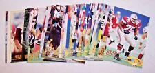 1997 Press Pass Football Complete Base Set - No Paterno SP