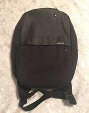 Incase City Compact 15'' Black Laptop Backpack With Soft Gray Interior EUC