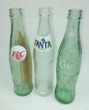SMALL .2L  COCA COLA CO. GERMAN FANTA SPRITE CAPPY GLASS