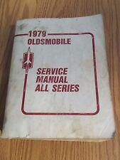 1979 Oldsmobile Car Factory Service Manual