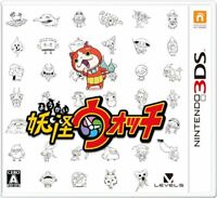 Nintendo 3DS Yo-kai Yokai Youkai Watch New