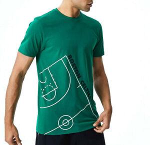 Boston Celtics New Era NBA Court Kelly Green TShirt