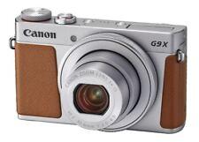 Canon POWERSHOT G9X II silber/braun