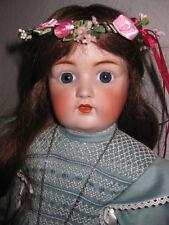 antike Puppe von JDK Kestner 214 13 aus Sammlung, Kopf ohne Schäden