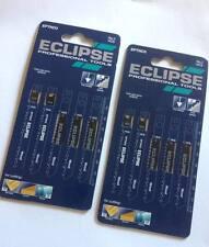Makita legno Jigsaw Lame 10 Eclipse GAMBO IN PLASTICA Maschera di inserimento della lama 2 5 Pacco Set