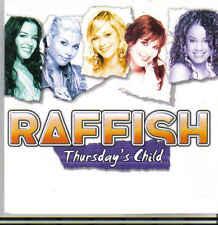 Raffish-Thursday s Child cd single