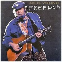 Freedom von Young,Neil & the Restless | CD | Zustand gut