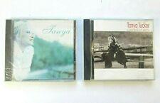 (2-CD Lot) TANYA TUCKER Greatest Hits & TANYA (New)