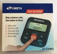 Mcheeta Call Blocker Ct-Cid801