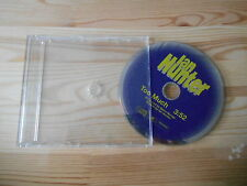 CD Rock Ian Hunter - Too Much (1 Song) MCD / POLYDOR Mott The Hoople -cd only-
