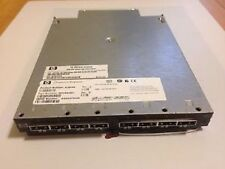 HP AJ864A 8-Port 3Gb SAS DUAL Pack Switch c-Class Blade SYSTEM AJ865A 491684-001